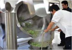 食堂炒菜机